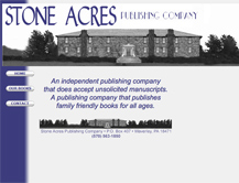 Stone Acres Publishing